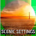 Scenic Settings