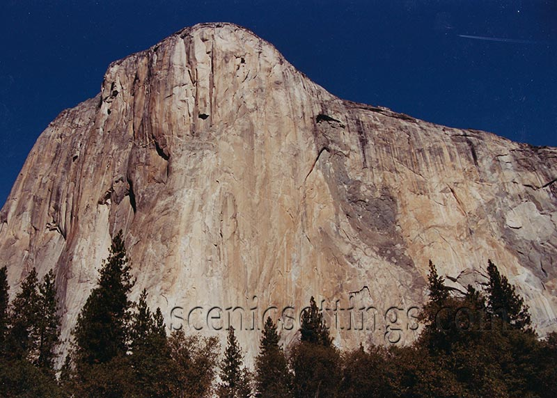 El Capitan On the Nose