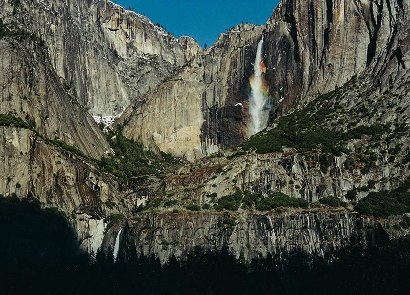 Yosemite Falls Front On